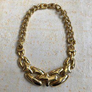 Striking Vintage Statement Necklace